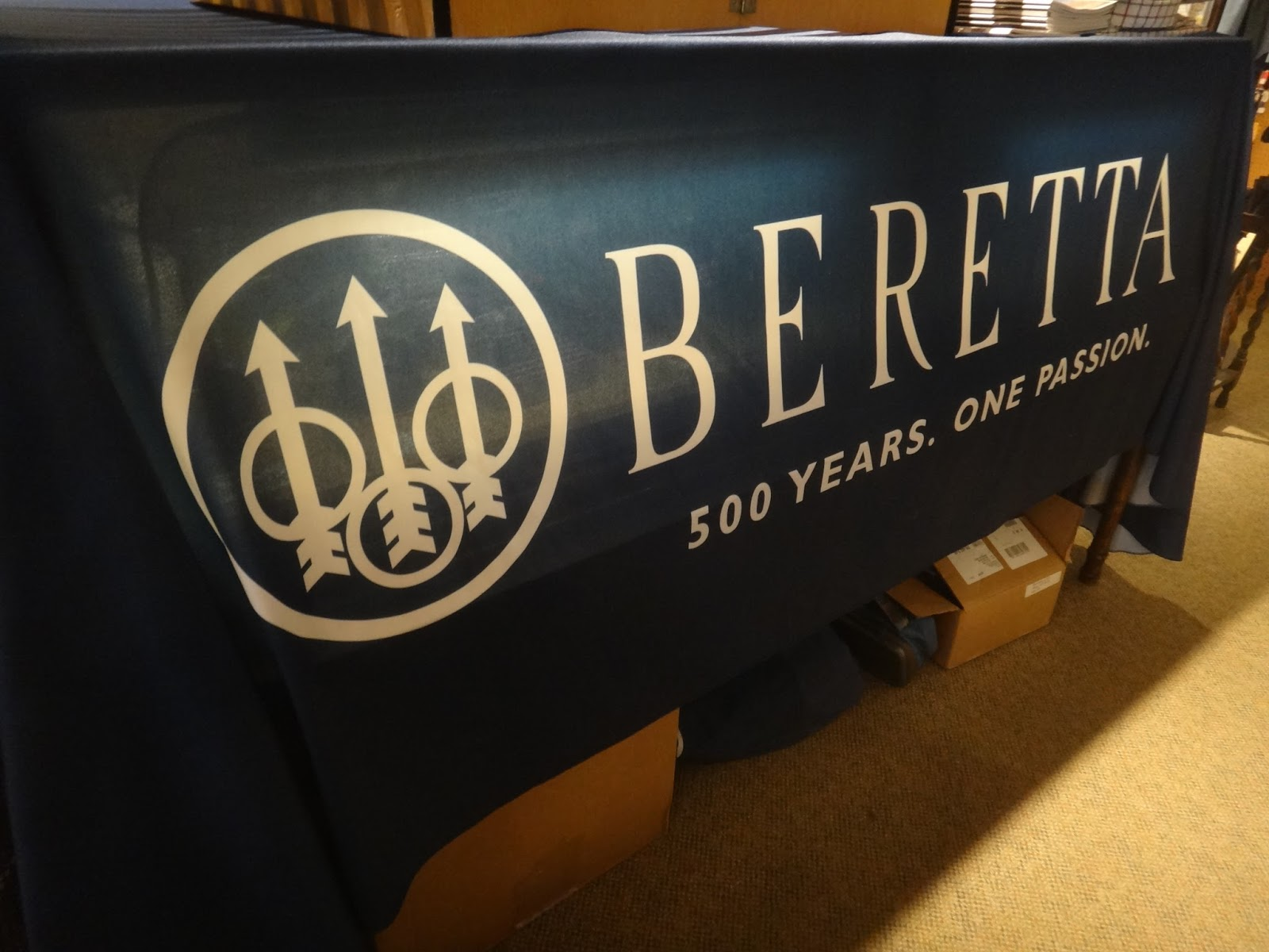 Photos From The Beretta Gun Show Delamere Amp Hopkins