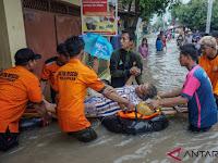 Ribuan Rumah di Eks-Karesidenan Pekalongan Terendam Banjir