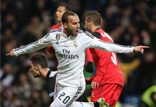 اهداف ريال مدريد واشبيليه