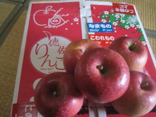 りんごとSL