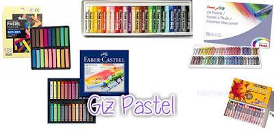 Giz Pastel Guia Para Iniciantes - Material de Desenho