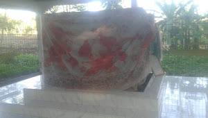 Situs Makam Ratu Darah Putih di Maringgai Lamtim bukti sejarah Keratuan Melintiņg