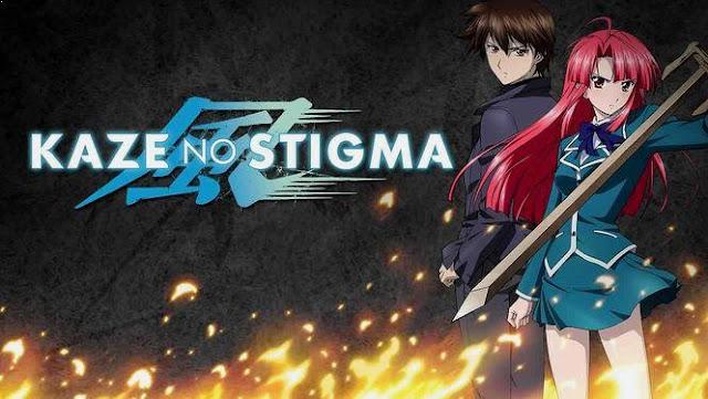 Kaze no Stigma - Anime Tokoh Utama Pura-pura Lemah