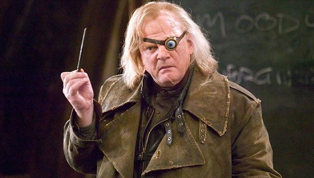 Аластор Муди - Хари Потър и орденът на феникса