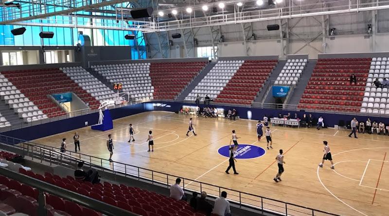 Sancaktepe'ye bir spor kompleksi daha