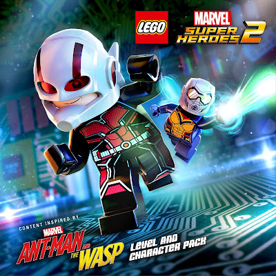 Ant-Man and the Wasp lego