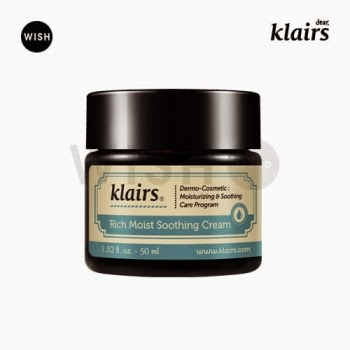 [Review] KLAIRS Moist Soothing Cream