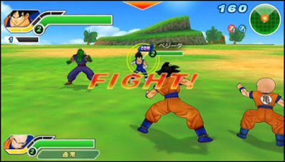 Dragon Ball Z Tenkaichi Tag Team ISO for PPSSPP Free Download