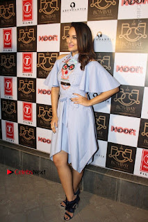 Actress Sonakshi Sinha at the Song Launch of Film Noor  0047.JPG
