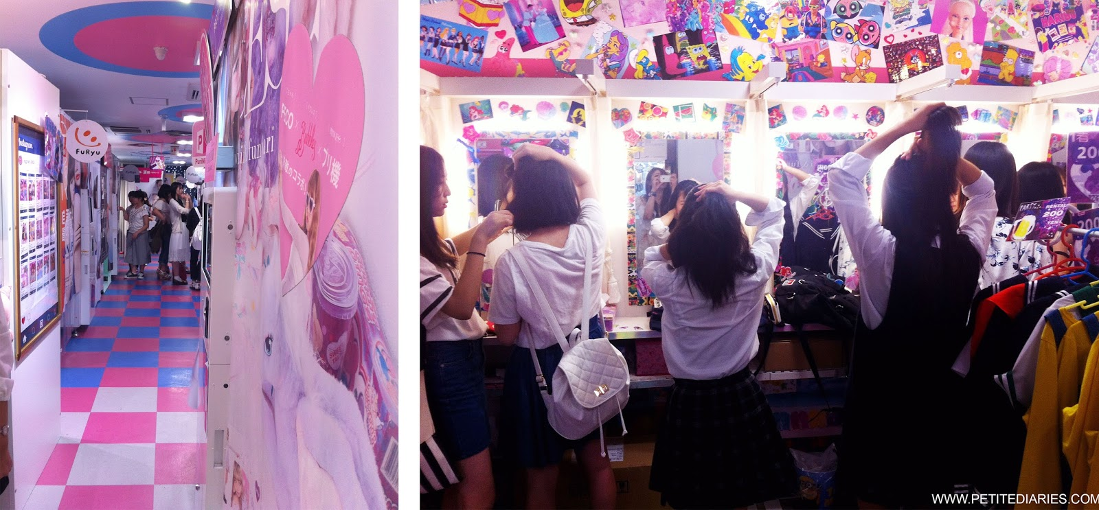 harajuku purikura culture kawaii in japan