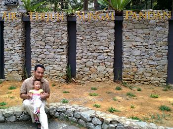Lokasi Air Terjun Sungai Pandan di Kuantan
