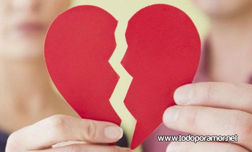 Los corazones rotos