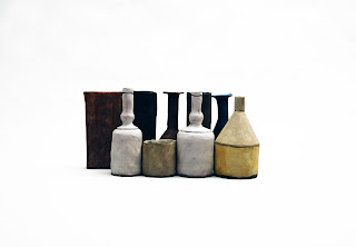Giorgio Morandi sculpture by Lorenzo Zanovello