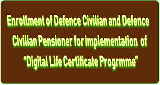 digital life certificate programme regarding