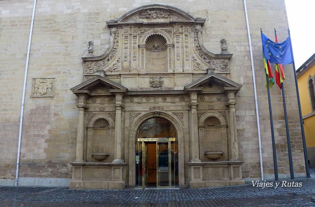 Parlamento de La Rioja, Logroño