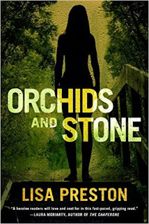 Orchids and Stone by Lisa Preston
