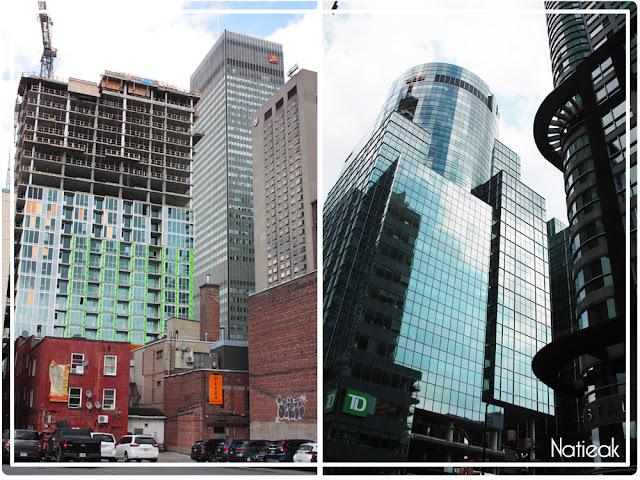 Building Montréal Canada