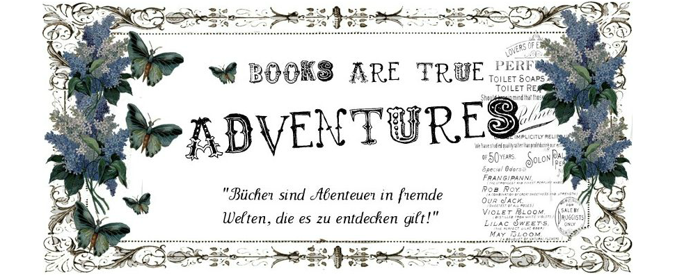Books Are True Adventures