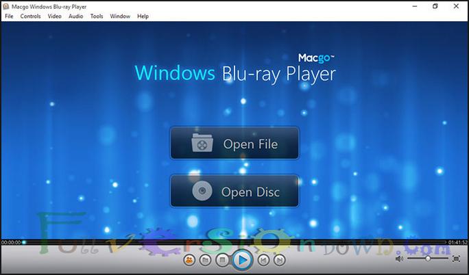 Macgo Windows Blu-ray Player Full Crack