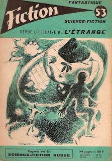 Fiction la revue de l'étrange
