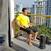 Fahrin Ahmad Belajar Teknik Jaga Bayi Di Youtube