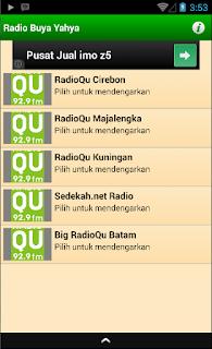 KUMPULAN CERAMAH RADIO BUYA YAHYA UNTUK ANDROID
