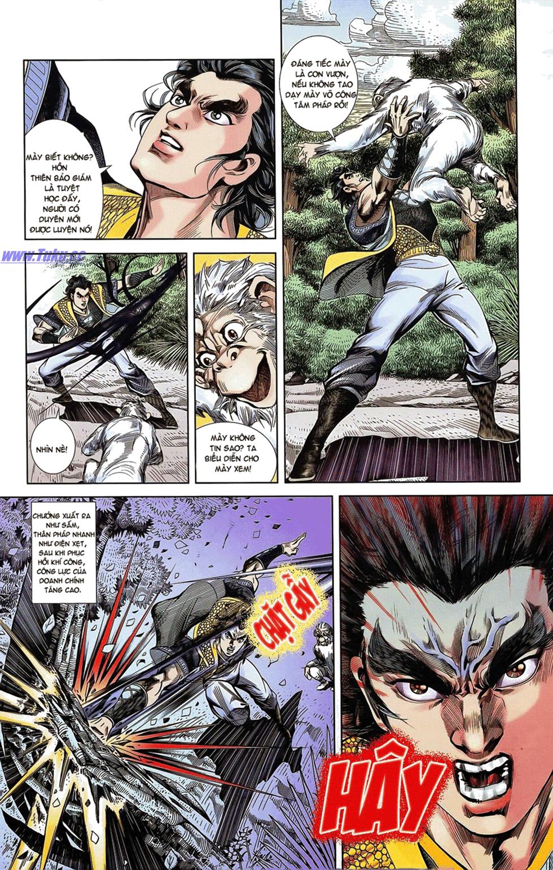 Tần Vương Doanh Chính chapter 16 trang 23