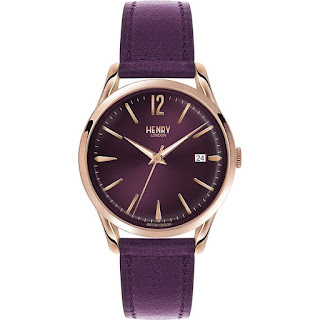 Henry London Unisex Hampstead Purple HL39-S-0080