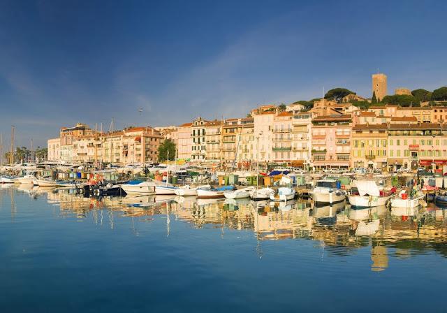 Passeio de barco em Cannes