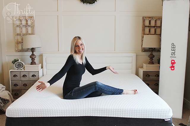 DHP Sleep Gel Memory Foam mattress unboxing and review!