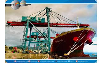 IPC TPK Panjang Kembali Layani Bongkar Muat Petikemas MV. Navios Lupis