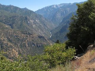 Ein erster Blick auf Kings Canyon