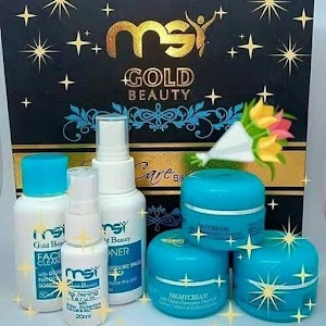 Obat herbal gold beauty msi