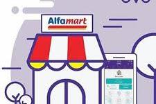 Cara Top Up OVO di Alfamart