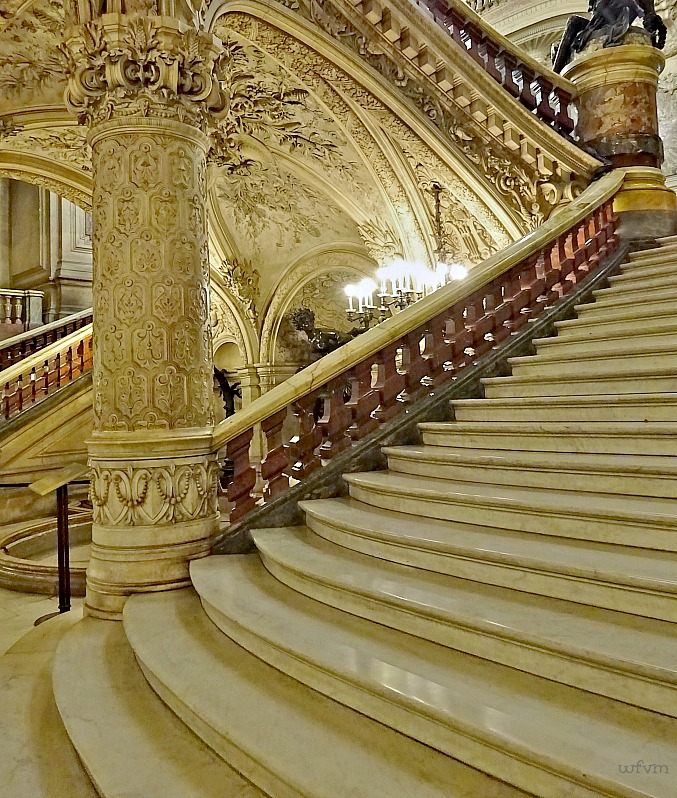 Grand Foyer Staircase: Where Five Valleys Meet