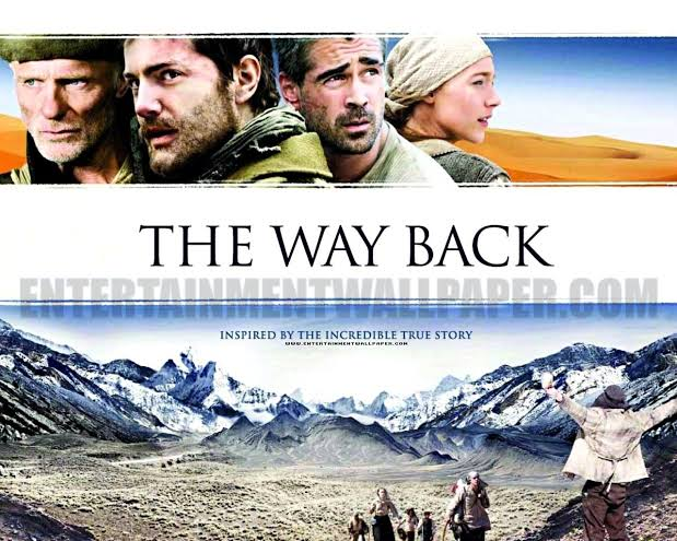 THE WAY BACK (2010) TAMIL DUBBED HD