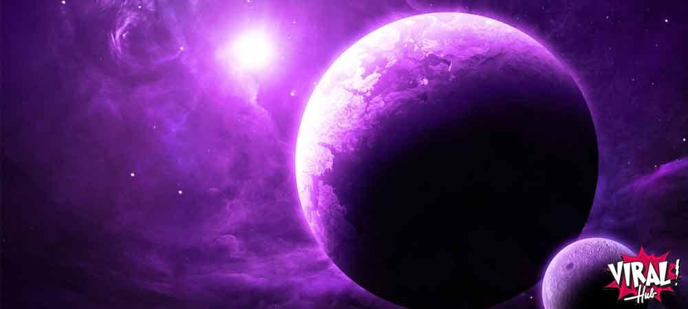 Planeta Roxo