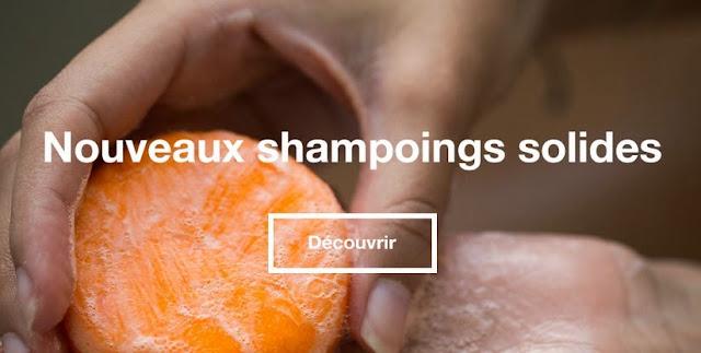 OriginalNews - Lush agrandit la famille des Shampooings Solides