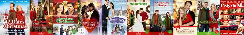 30 świątecznych Filmów W Romantycznym Wydaniu Nieprzytomne Myśli