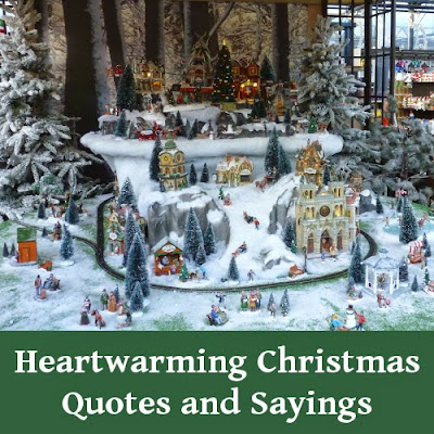 Heartwarming Christmas Quotations and Sayings