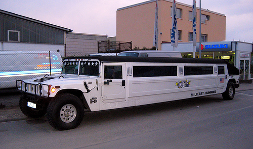 Hummer H1 Stretched Limousine Wallpaper Cars Pictures