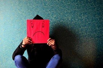 Ilustrasi Tidak Bahagia