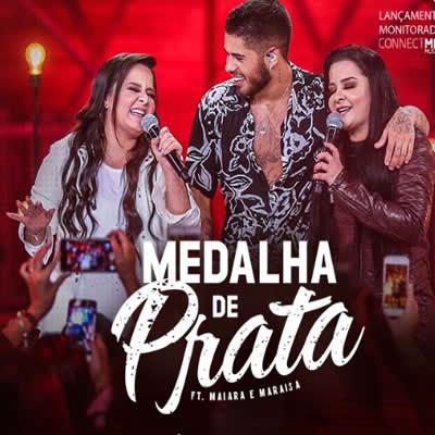 Zé Felipe ft. Maiara e Maraisa - Medalha de Prata (Ao Vivo)