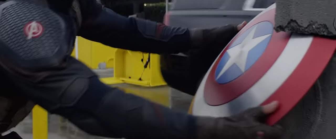 Hertz + Avengers Endgame :「アベンジャーズ : エンドゲーム」とタイアップしたレンタカーのハーツの CM ! !