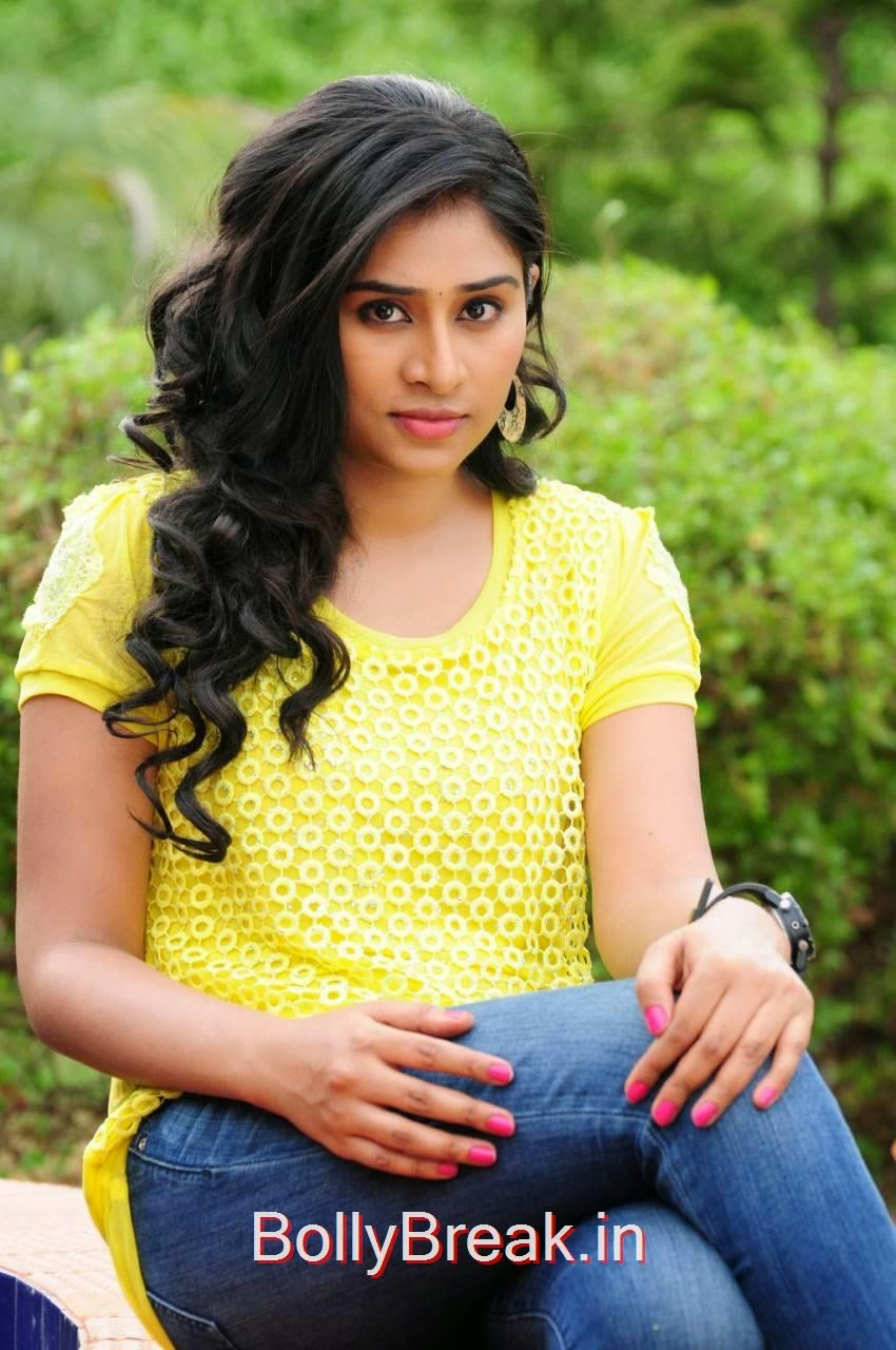 Archana images,  Archana Stills in yellow top From Madurai Maavendharkal Tamil Movie