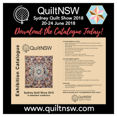 Sydney Quilt Show 2018 Catalogue