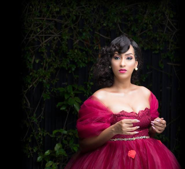 Juliet Ibrahim releases stunning new photos ahead of her birthday celebration