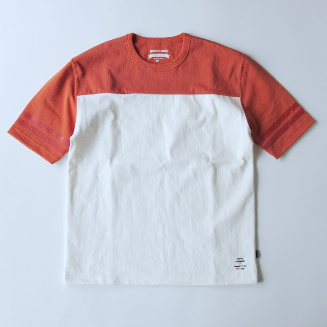 "ANASOLULE ""Football-Tee"" Price:7,863yen"