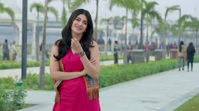 Shruti Haasan  Action HD Pic Of Behen Hogi Teri Movie