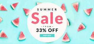 SUMMER SALE FASHION